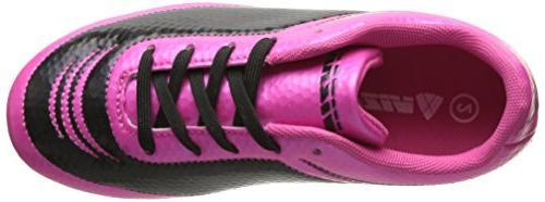 Vizari Soccer Pink/Black, 8.5