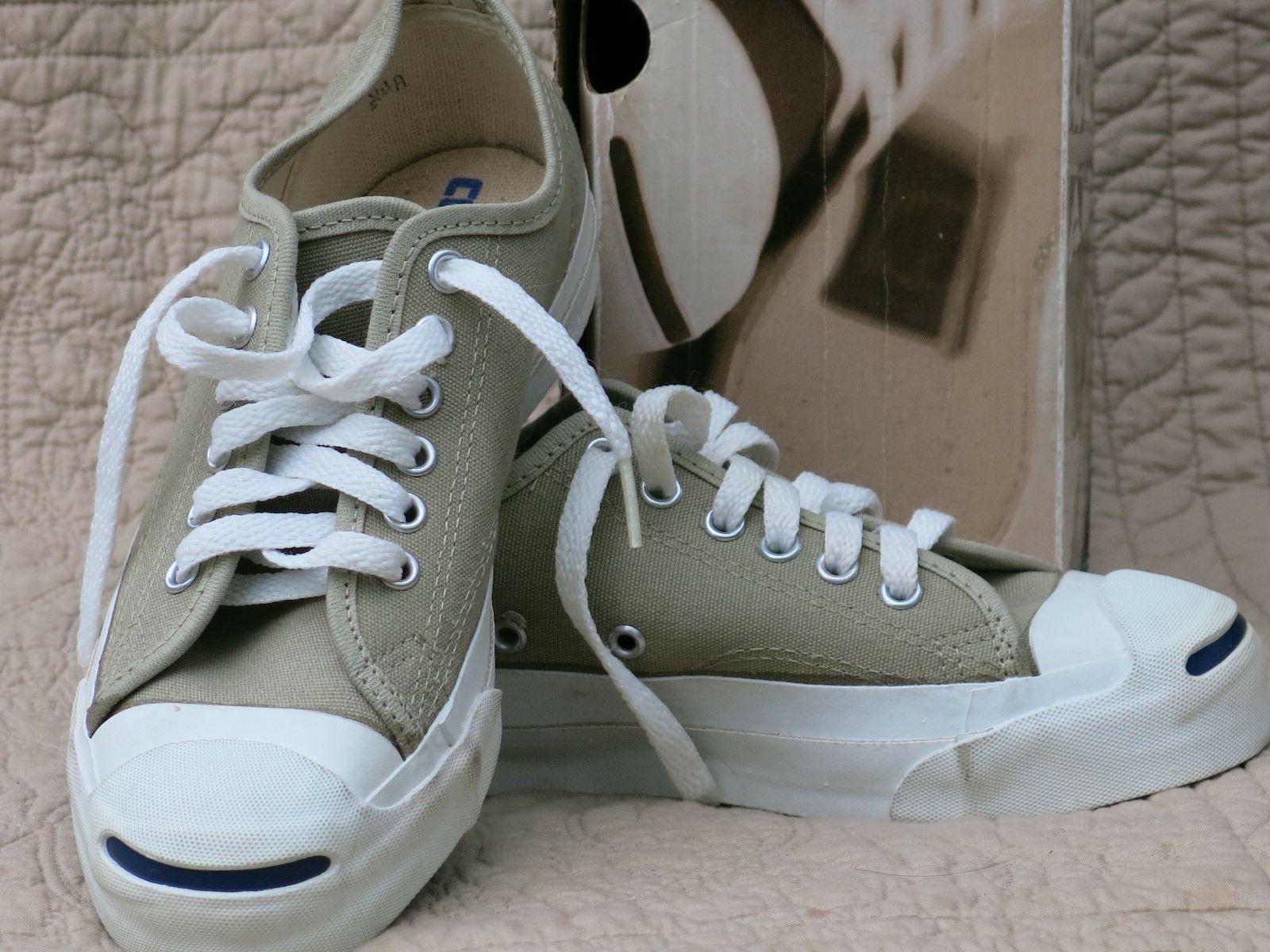 "Converse Shoes U.S,A, Old Stock Men""s Beige"