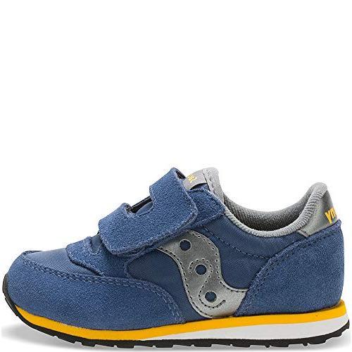 jazz hook loop sneaker little