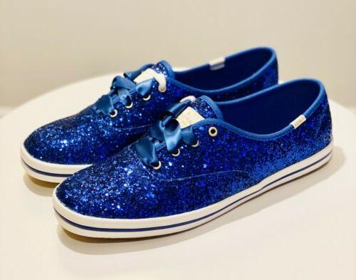 KATE Tennis Shoes GLITTER Size