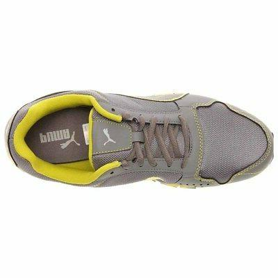 Puma Kevler Runner Running Shoes - Grey Mens