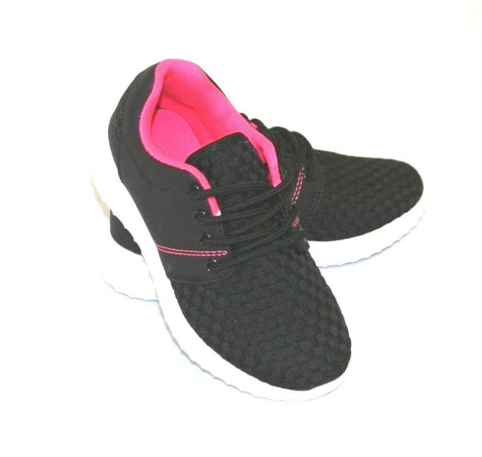 Kids Girls Air Sport Sneakers Tennis