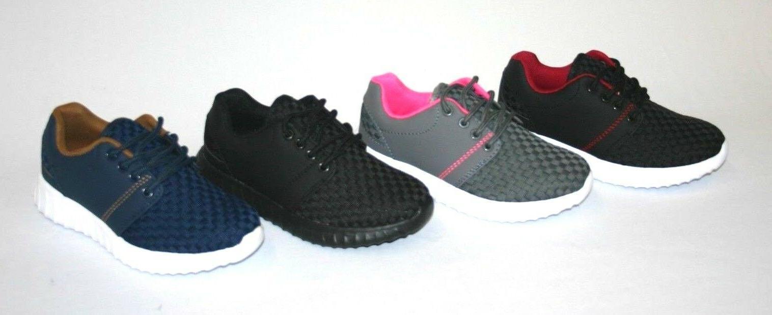 Kids Girls Air Sport Sneakers Tennis Sizes 10-4