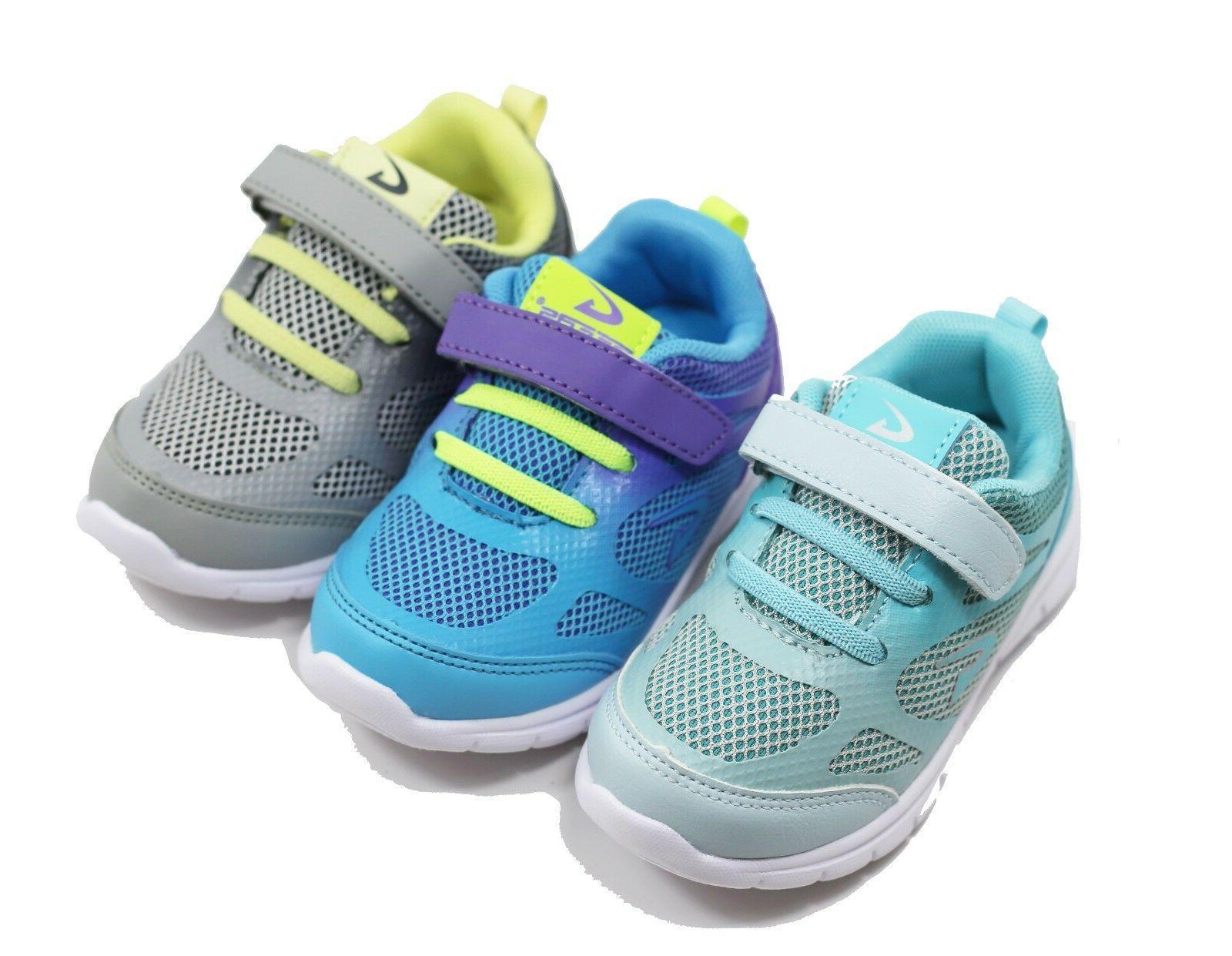 Kids Boys Walstar Sport Sneakers Athletic Tennis Shoes Runni