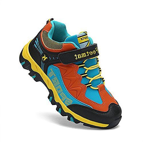 kids hiking shoes running sneaker for boys
