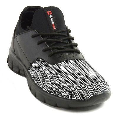 Alpine Swiss Leo Sneakers Shoes Casual