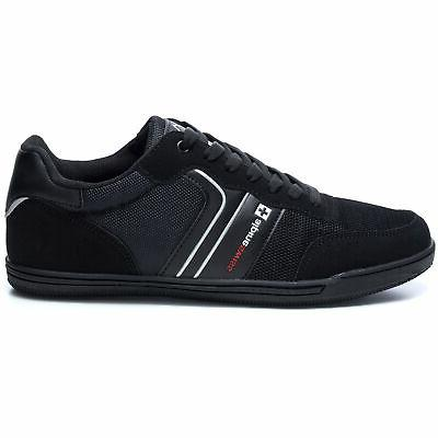 Alpine Fashion Sneakers Low Top Lace Tennis Shoes