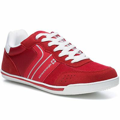 Alpine Fashion Sneakers Low Up Tennis Shoes