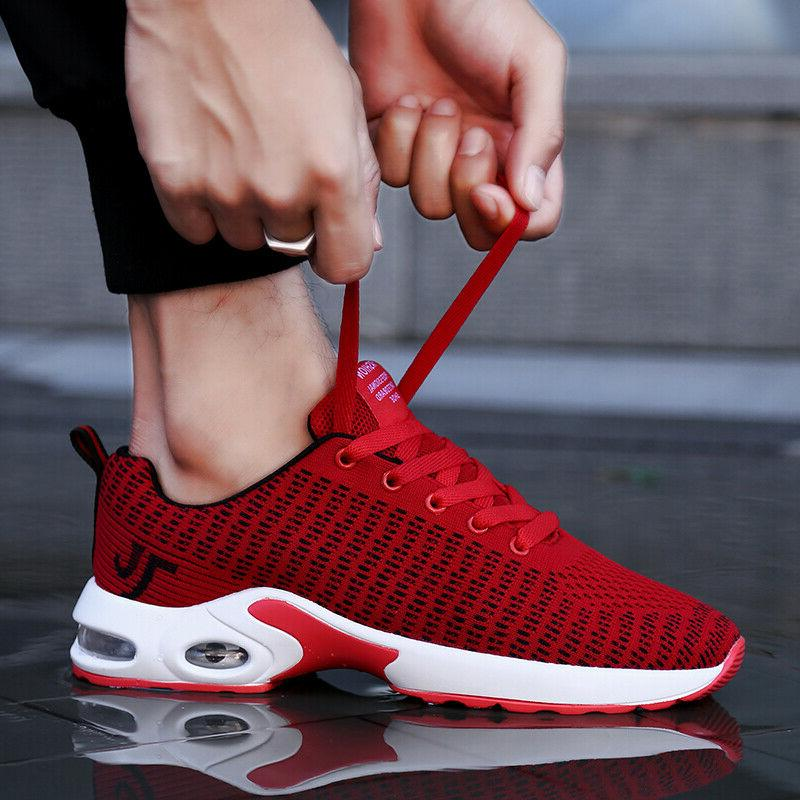 men s air cushion running shoes sports