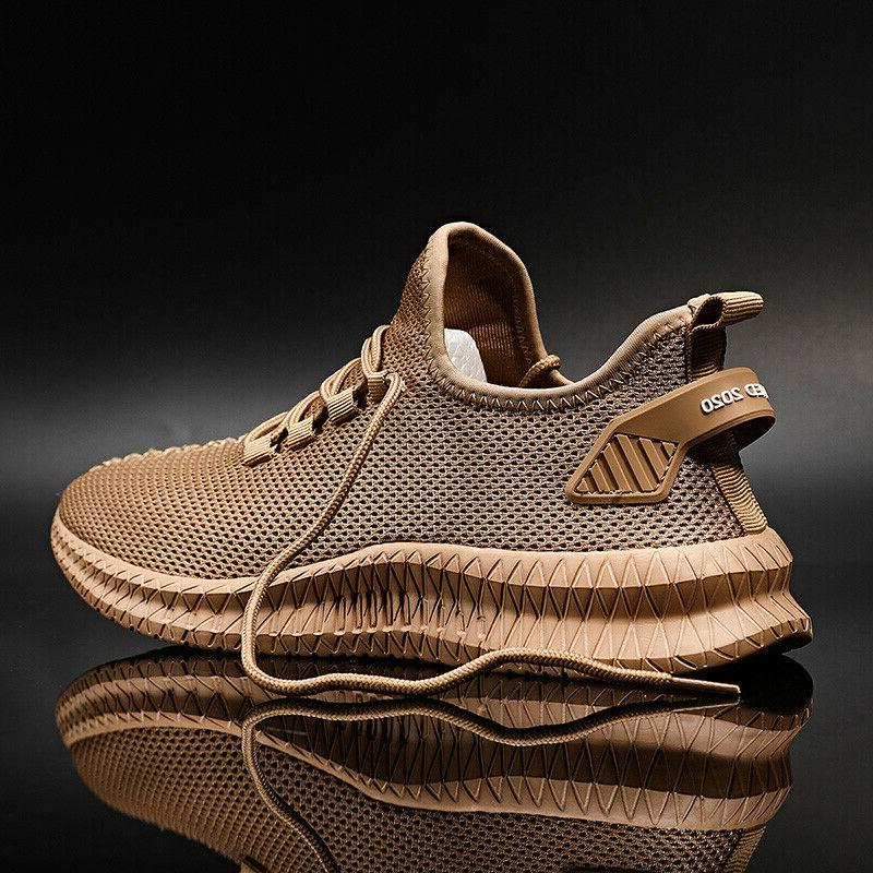 men s athletic casual sneakers sports running