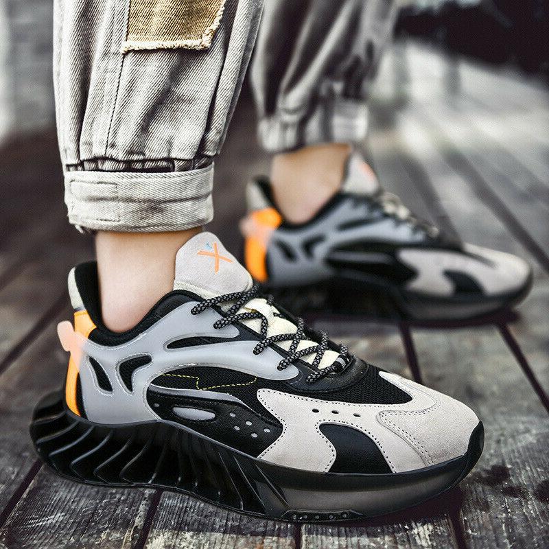 Men's Sneakers Outdoor Casual Walking Tennis Shoes