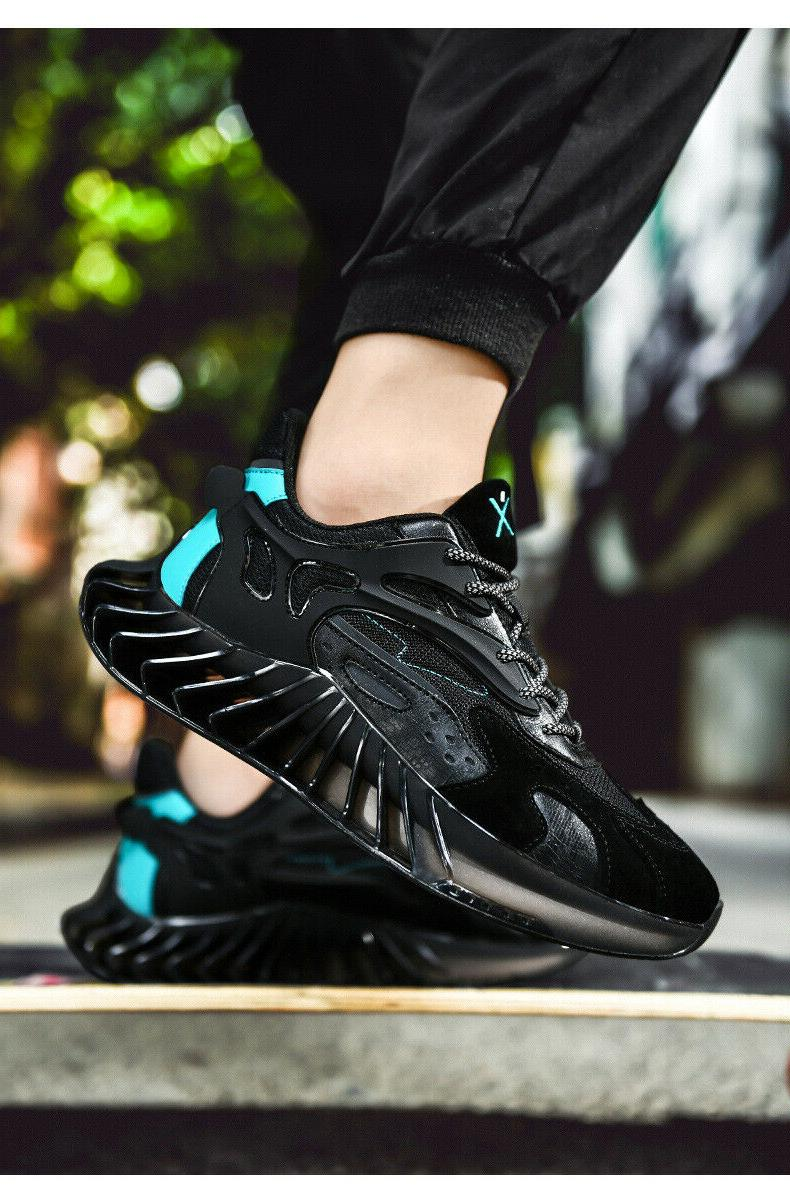Men's Athletic Fashion Outdoor Running Tennis Shoes Gym