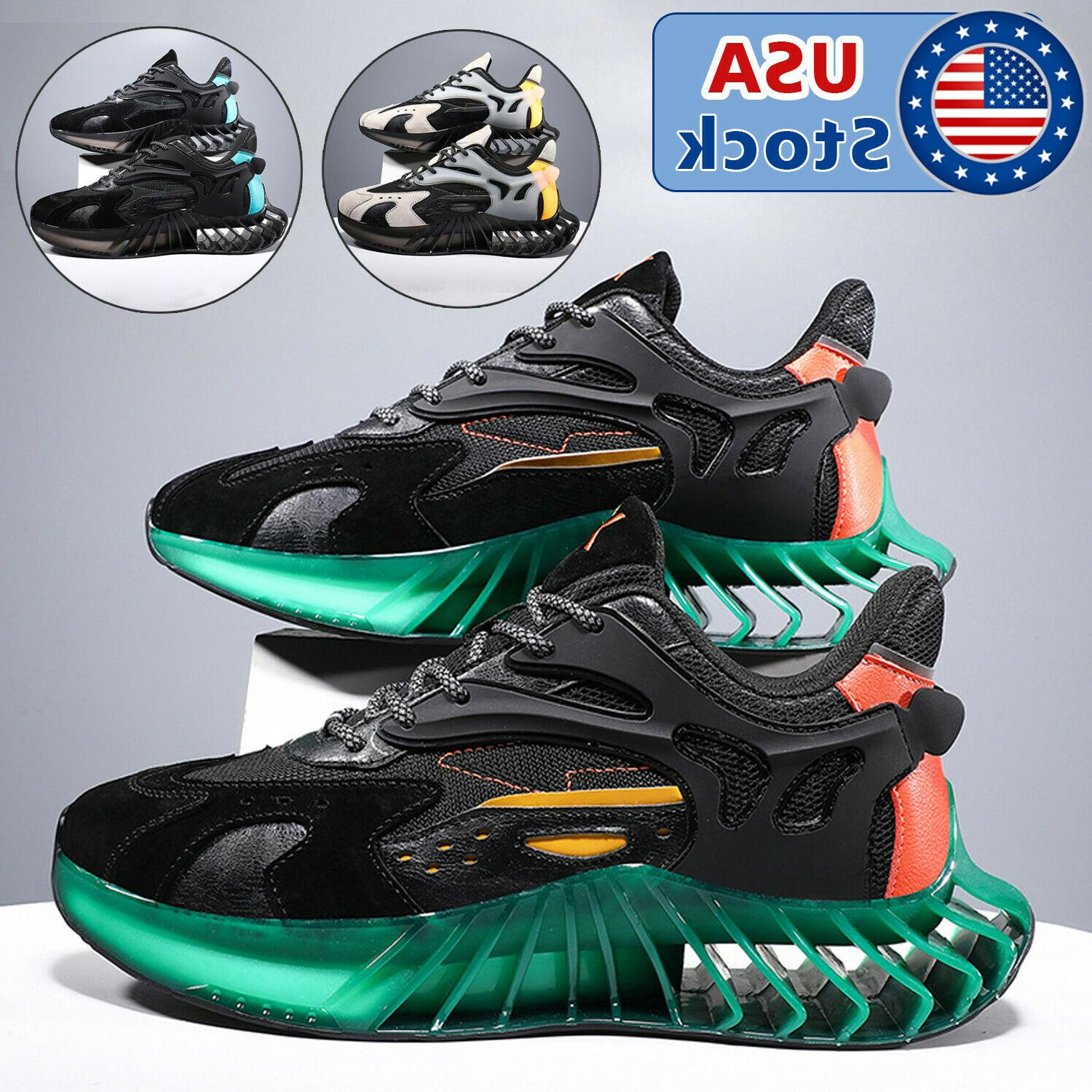 men s athletic sneakers fashion outdoor casual