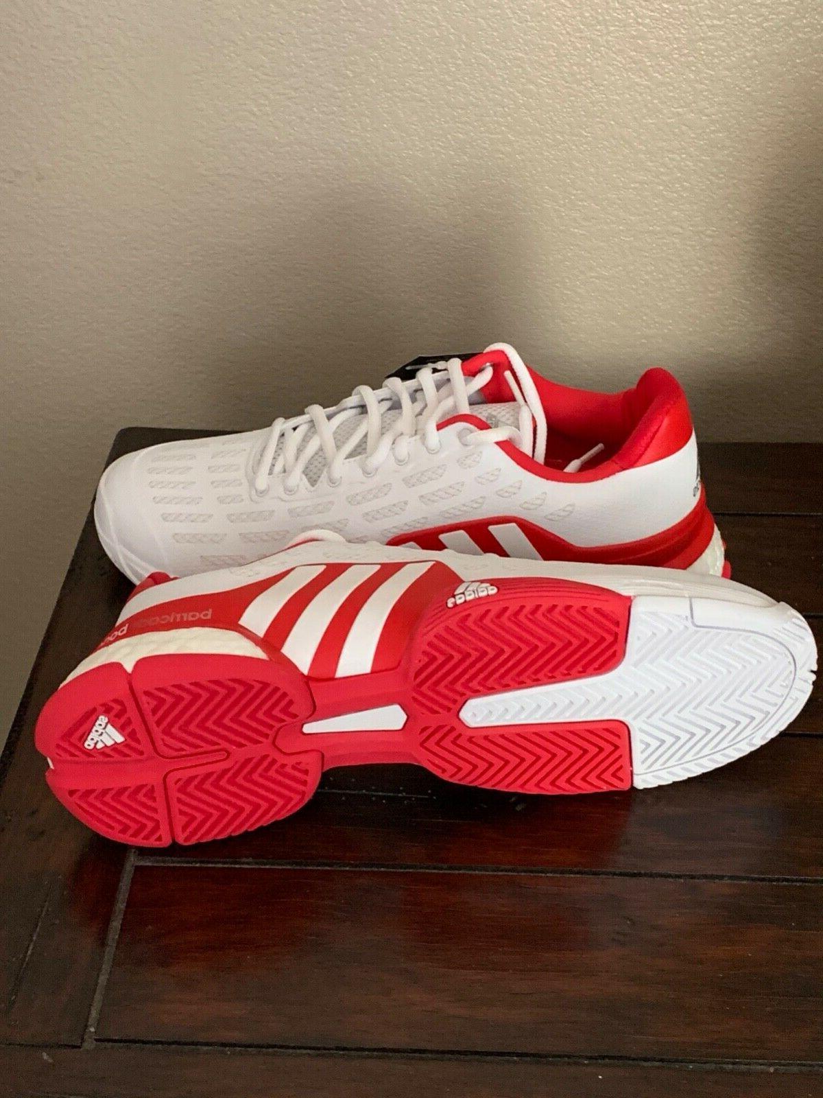 Adidas Men's Barricade Boost Tennis AQ2262