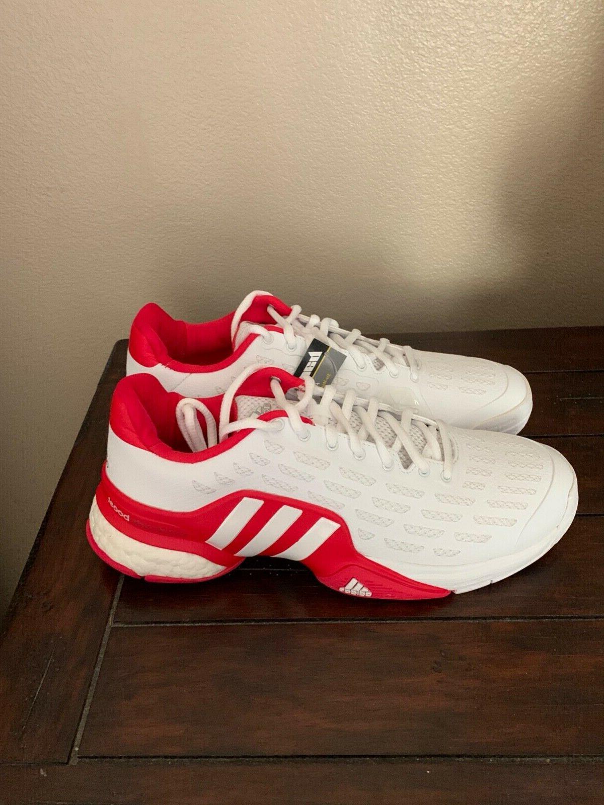 Adidas Boost Tennis AQ2262 Size
