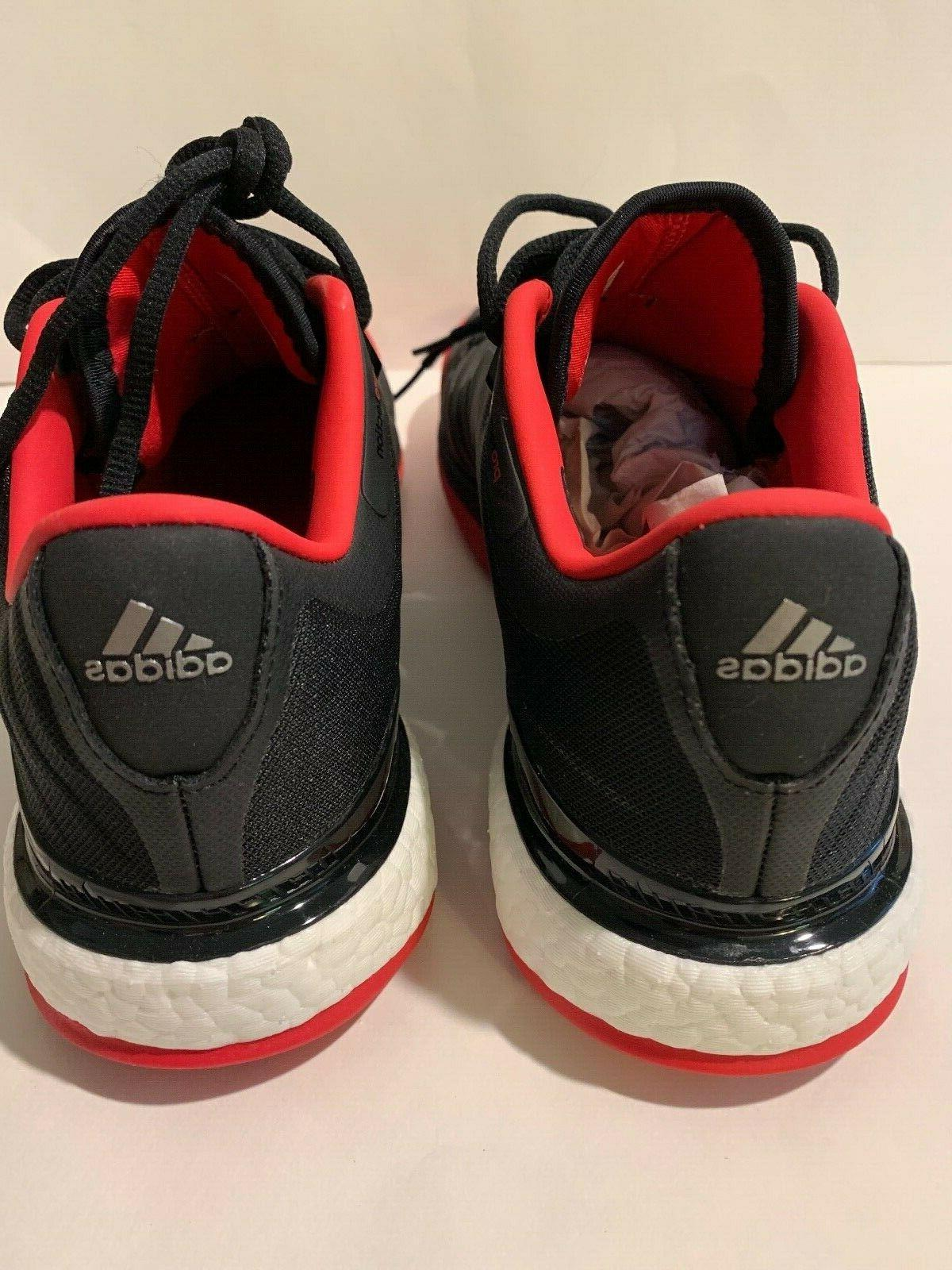 Adidas Men's Barricade 2018 BOOST Tennis Shoes Style CM7829 FREE