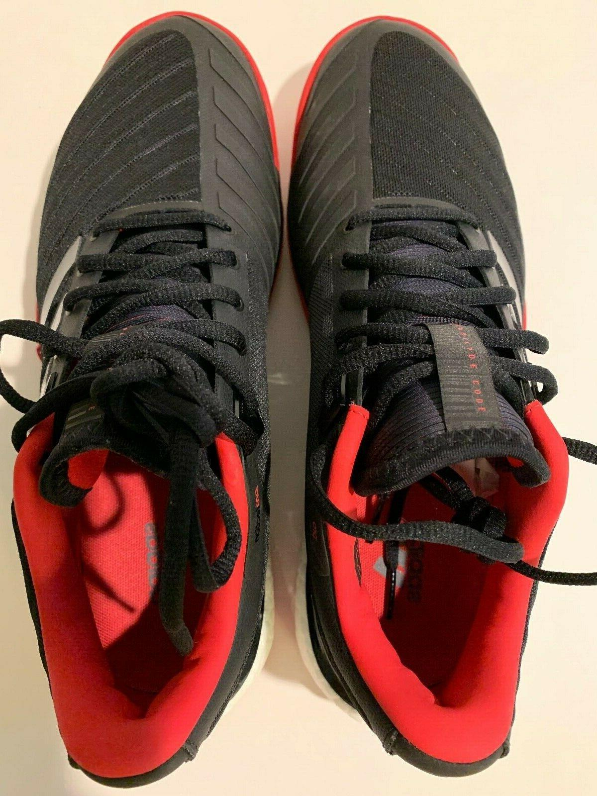 Adidas Barricade 2018 BOOST Tennis Shoes Style CM7829 FREE