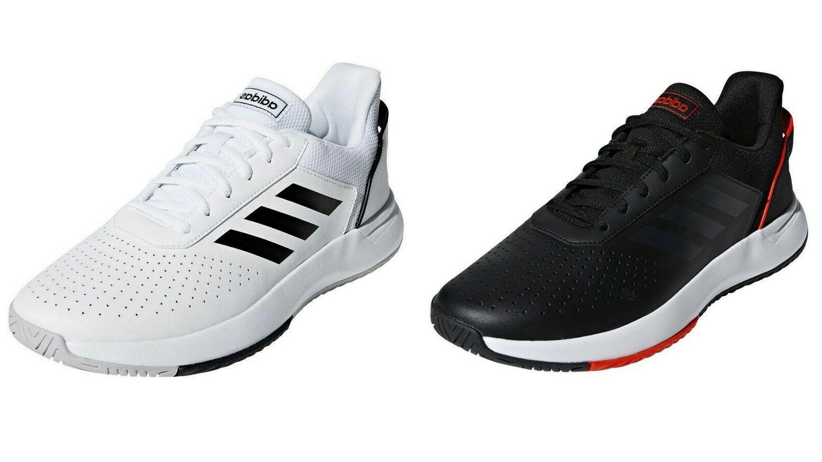 men s black courtsmash tennis shoes