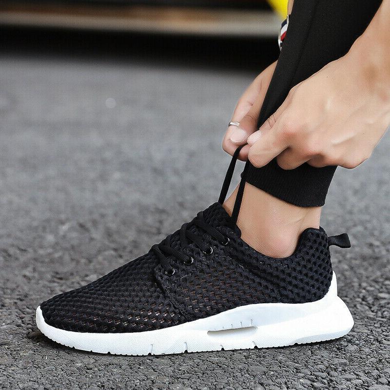 Men's Casual Knit Running Shoes Shoe Size 14