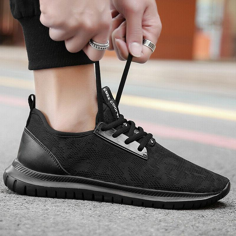 Men's Sneakers Outdoor Shoes Jogging Gym