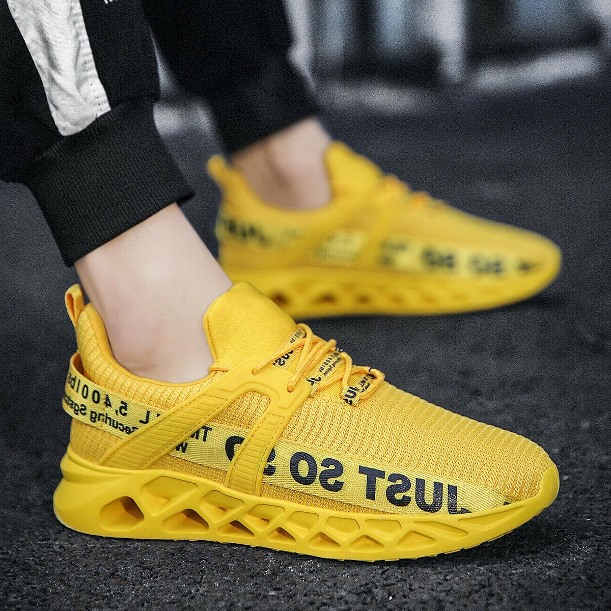 Men's Casual Walking Outdoor Sports Tennis Sneakers