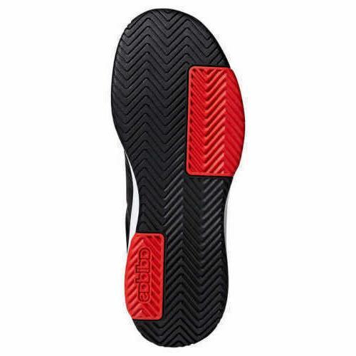 New - Courtsmash Black White Red PICK SIZE