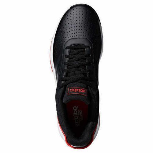 New - Courtsmash Tennis Black Red PICK SIZE