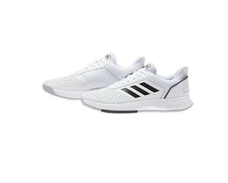 men s courtsmash tennis shoes athletic white