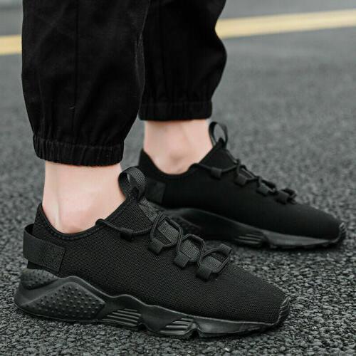 Men's Fashion Running Outdoor Tennis Walking Shoes