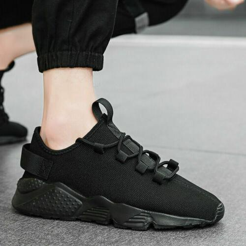 Men's Outdoor Athletic Sports Tennis Walking Shoes Gym