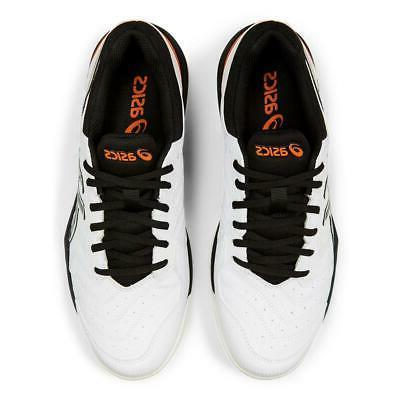 ASICS Tennis White Black