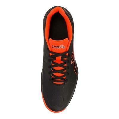 ASICS Men`s 7 Tennis Shoes Cherry Tomato
