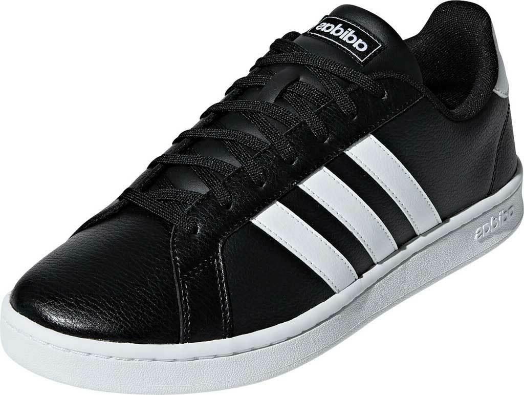 men s grand court f36393 sneaker 100