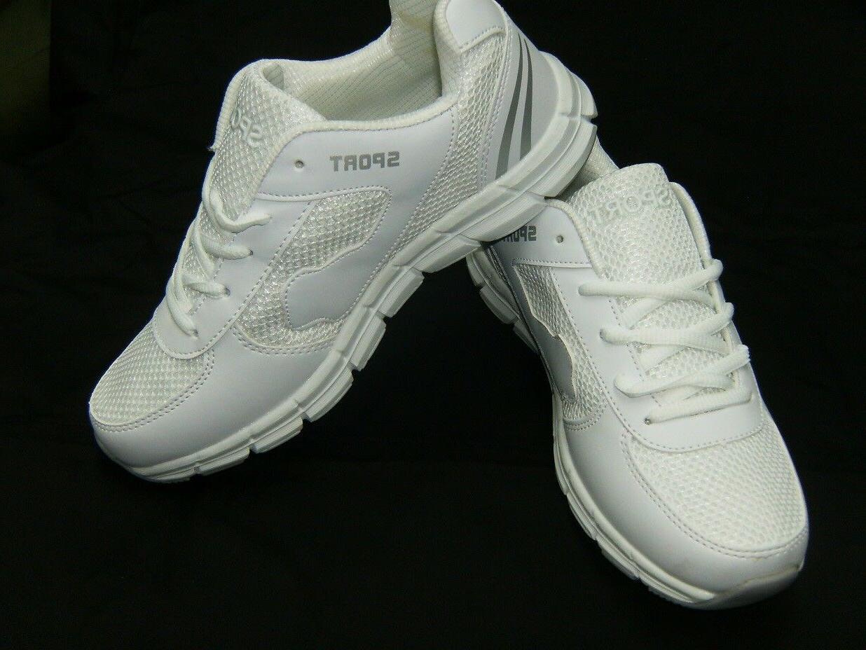 Men's Ladies Athletic Sneakers Tennis Shoes Light Weight Run