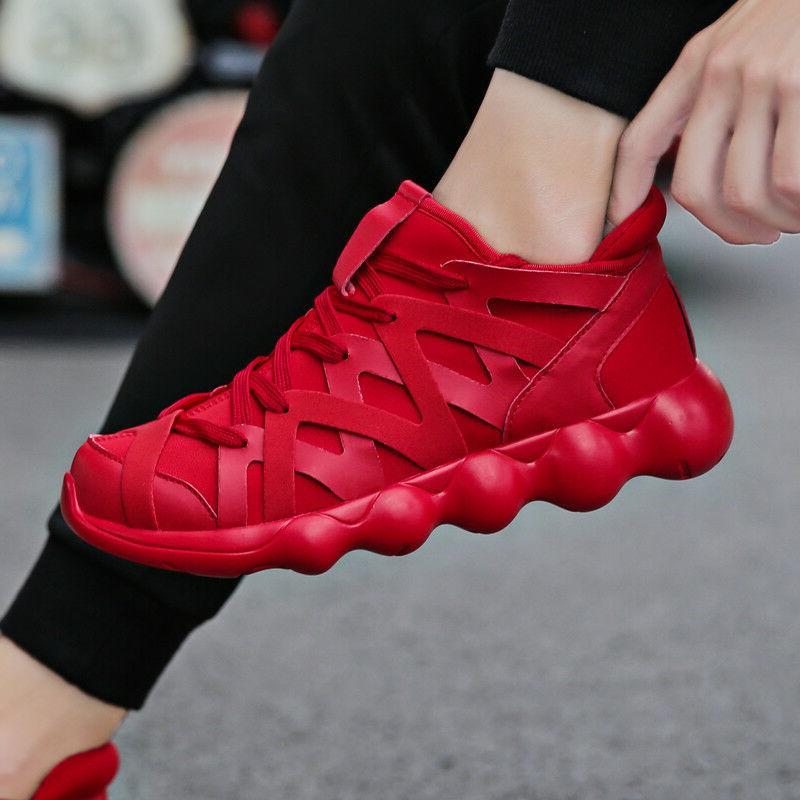 Men's Lightweight Tennis Sneakers Casual Shoes