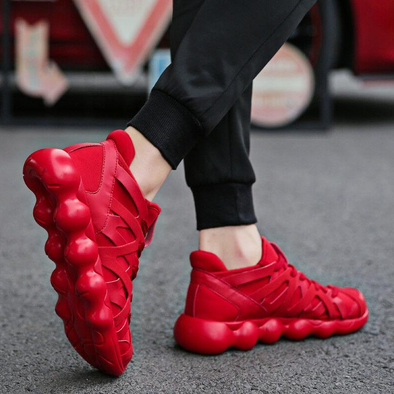 Men's Lightweight Breathable Tennis Casual Walking Shoes