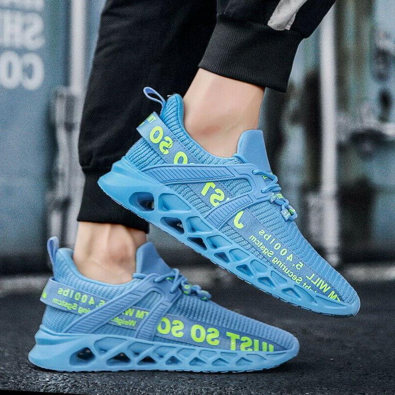 Men's Outdoor Running Casual Walking Shoes Gym