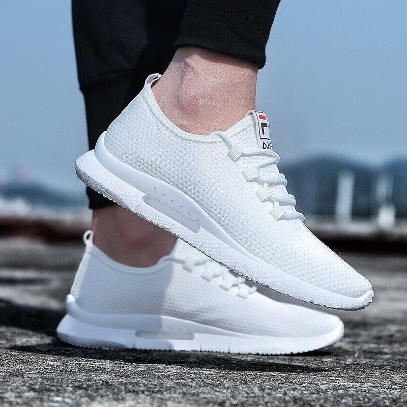 Men's Running Tennis Shoes Casual Walking Athletic