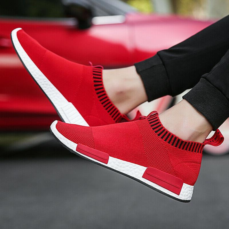 Casual Lightweight Walking Tennis Sneakers