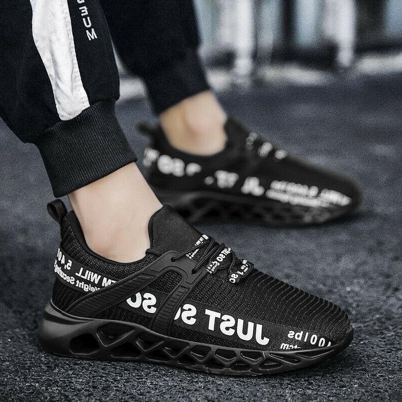 Men's Outdoor Sneakers Running Casual Athletic Tennis