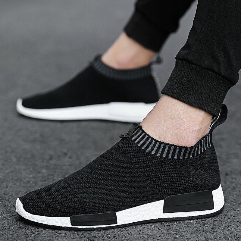Men's Running Shoes Casual Lightweight Walking Tennis Sneakers