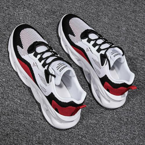 Men's Athletic Outdoor Tennis Shoes Gym B