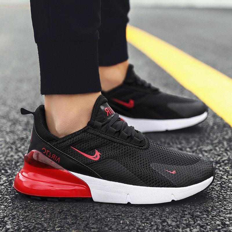 Men's Breathable Sneakers Casual Air Mesh Sports US