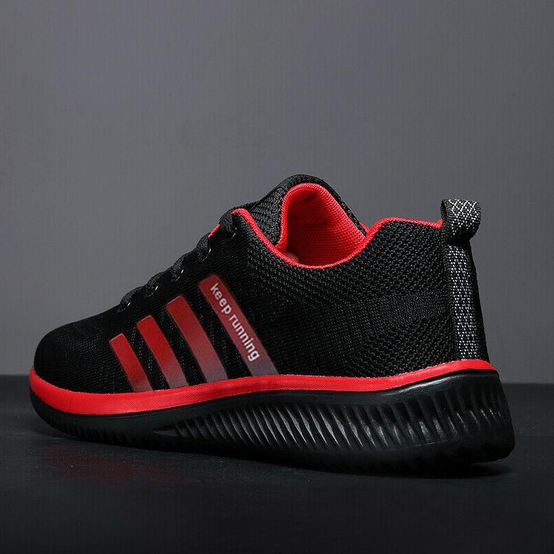 Men's Sneakers Breathable Tennis Shoes