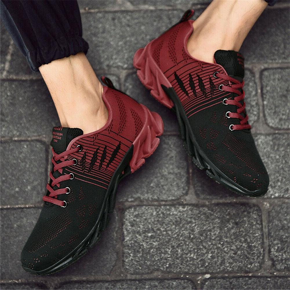 Men's Sneakers Shoes Athletic Breathable Outdoor