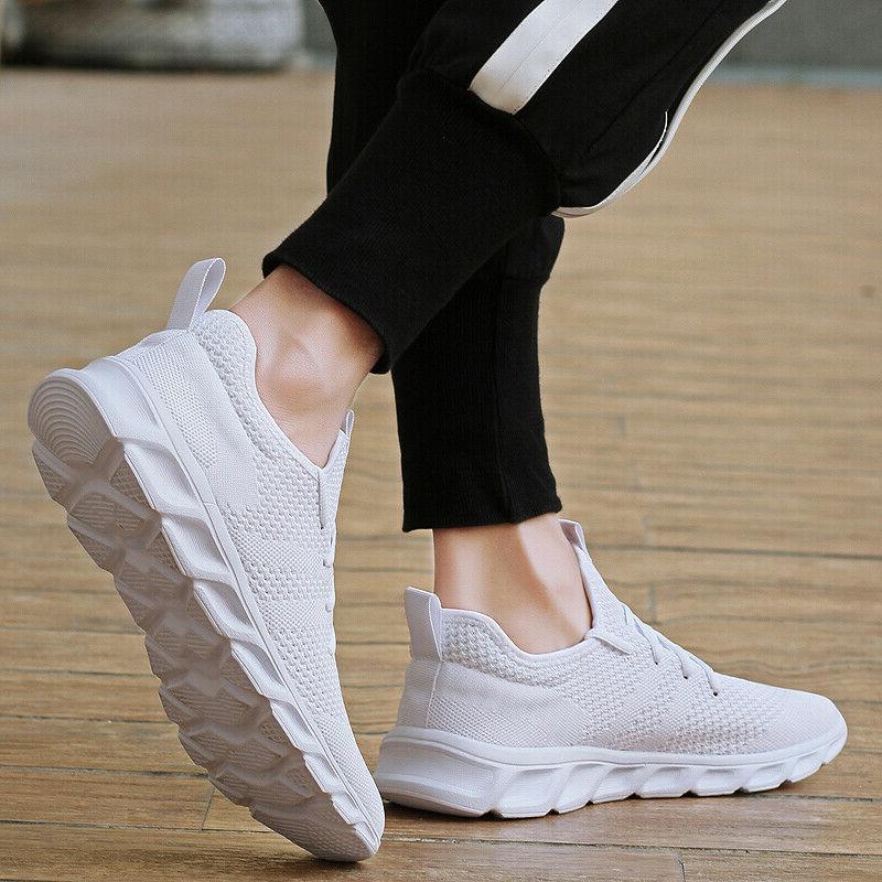 Men's Athletic Sneakers Fashion Casual Running Jogging Walking