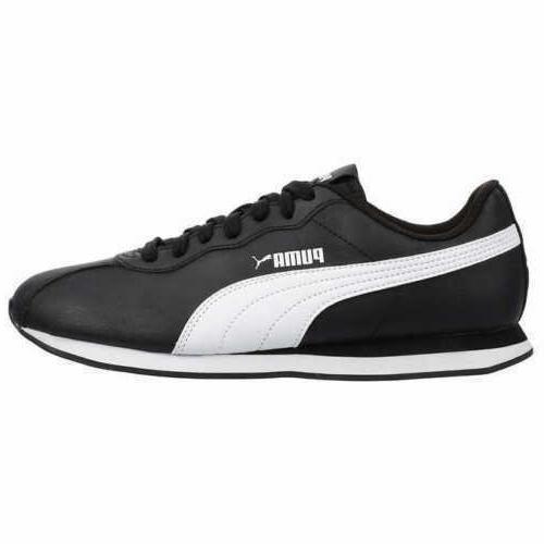 PUMA Men's Leather Sneakers Shoe