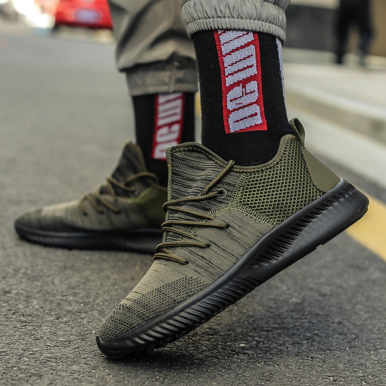 Men Sport Shoes Athletic Breathable