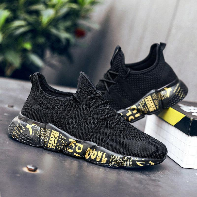 Men Trail Shoes Breathable