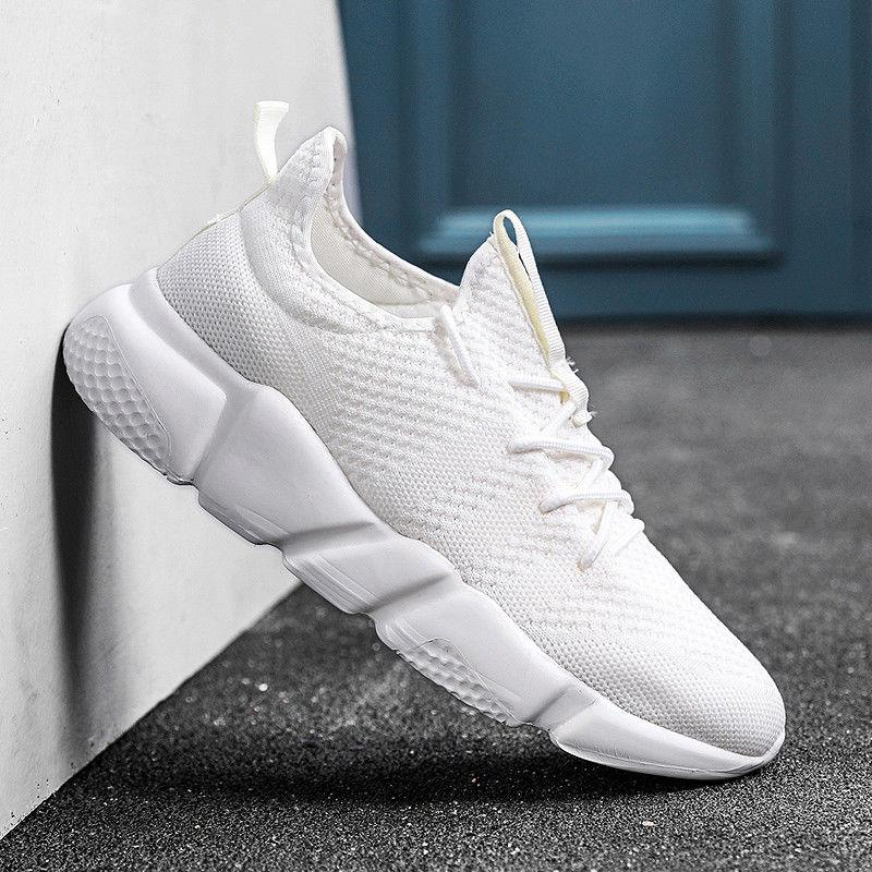 Men Shoes Athletic Sneakers Breathable Sneakers